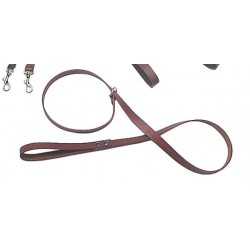 044 Leather lead