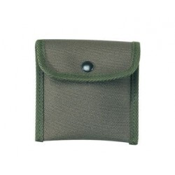 073 Canvas Pouch 10 bullets