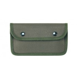 074 Canvas pouch 10 bullets