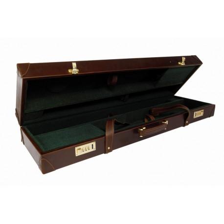 mallette cuir 2 fusils. Black Bedroom Furniture Sets. Home Design Ideas