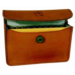06520B Leather Pouche 20 bullets