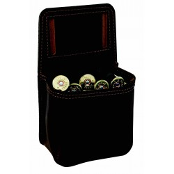 071 Leather wallet 25 cartridges