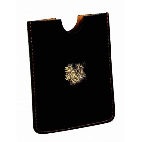 144b-poche-permis-cuir-brodee-tete-sanglier