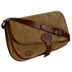 108 Cartridge bag buckskin