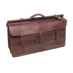 395 Battue bag leather
